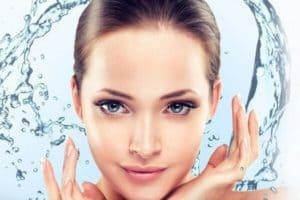 Комплексное увлажнение кожи лица в домашних условиях