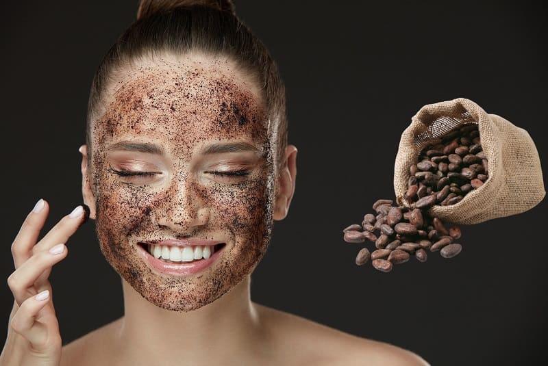 Маски из кофе для лица