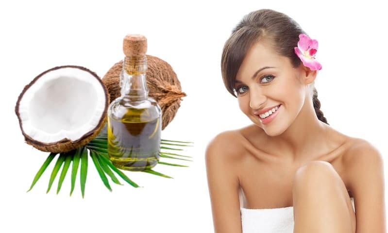 Кокосовое масло – применение в домашней косметологии для лица