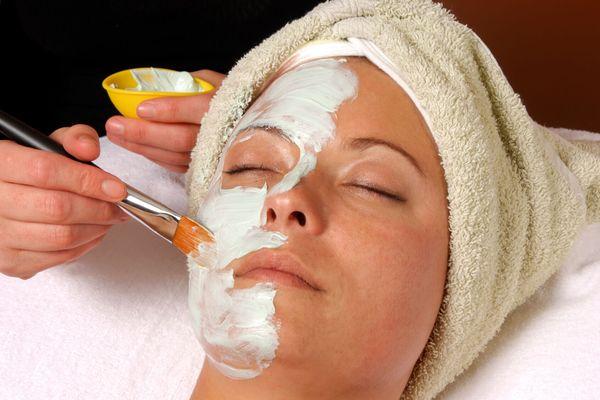 использование масок для лица после загара