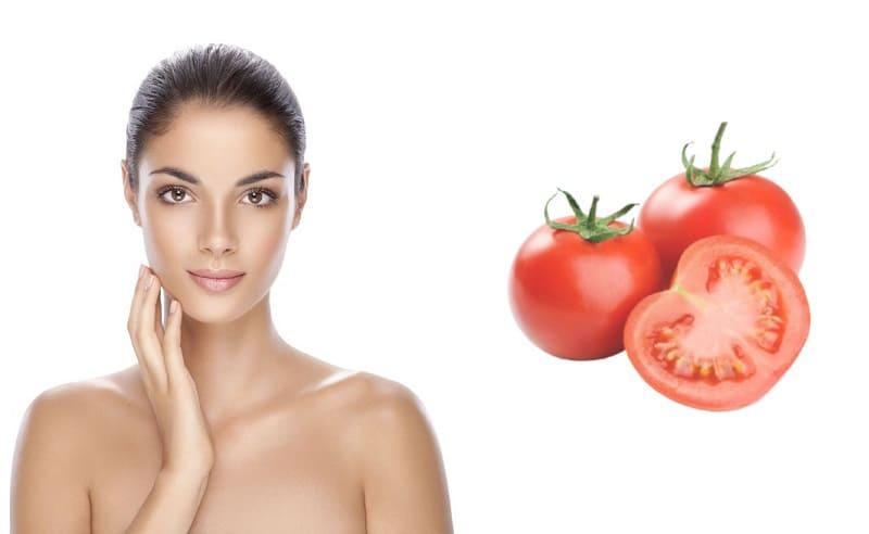 Маски из помидора для лица - сохраняем красоту и молодость