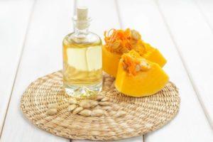 Тыквенное масло для лица — колоссальная польза