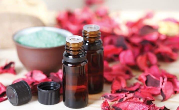 Эфирные масла для красоты кожи