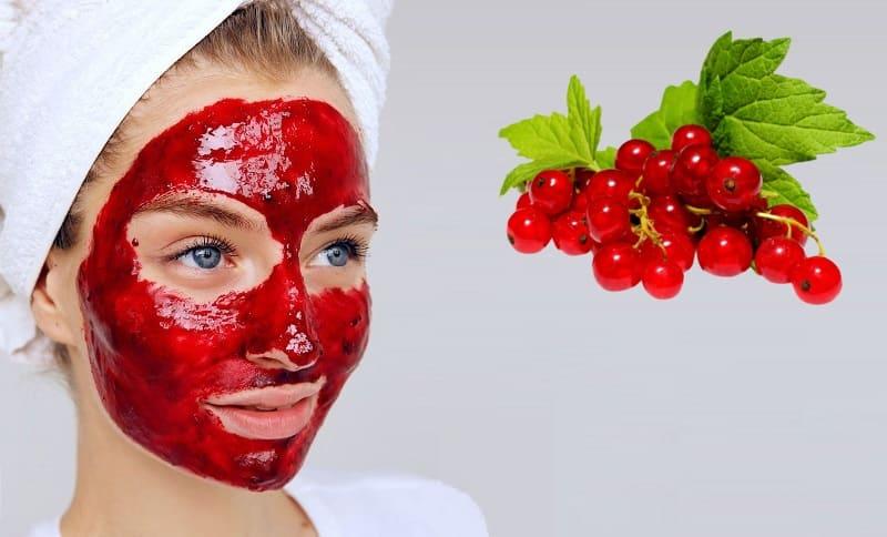 Эффективные маски и скрабы для лица на основе ягод калины