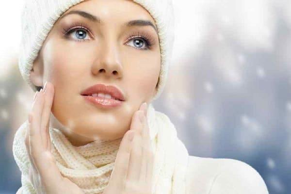 Секреты макияжа в зимний период