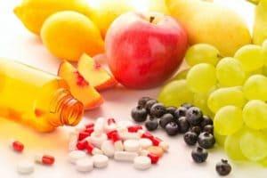 Витамины, минералы и жирные кислоты для красоты кожи