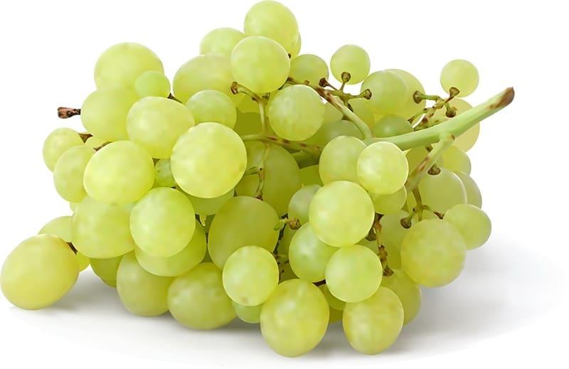 Маска для лица из винограда