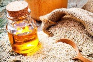 Применение кунжутного масла для лица