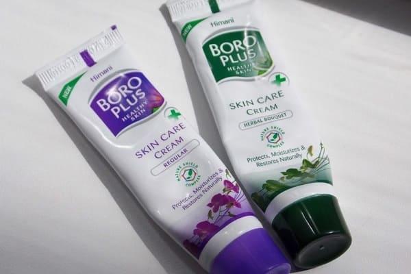 Как использовать крем Боро Плюс для кожи лица