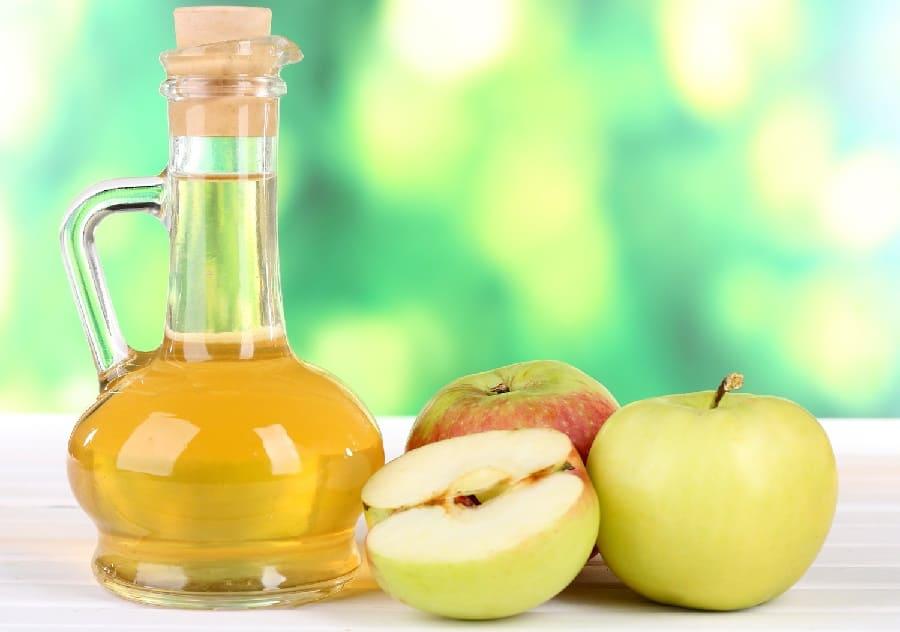 Яблоки для красоты кожи лица и волос