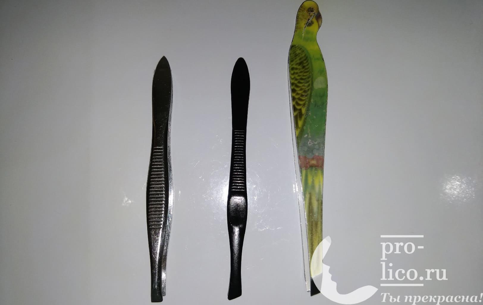 Как выбрать и использовать щипцы для бровей