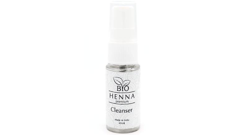 Обезжириватель Bio Henna Cleanser