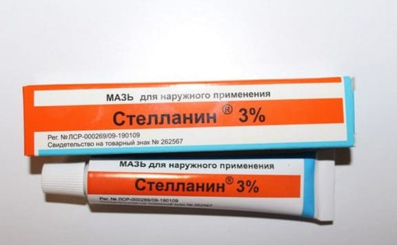 Мазь Стелланин