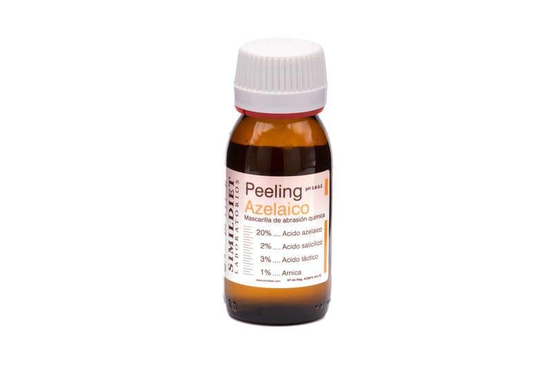 Преимущества пилинга с азелаиновой кислотой
