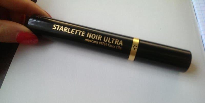 Тушь Starlett Noir от Летуаль
