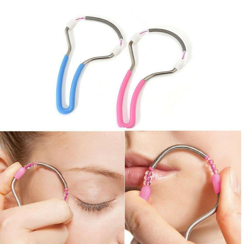 Косметическая пружина для удаления волос