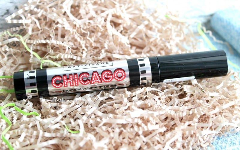 Art Visage Chicago — тушь для красивых и объемных ресниц