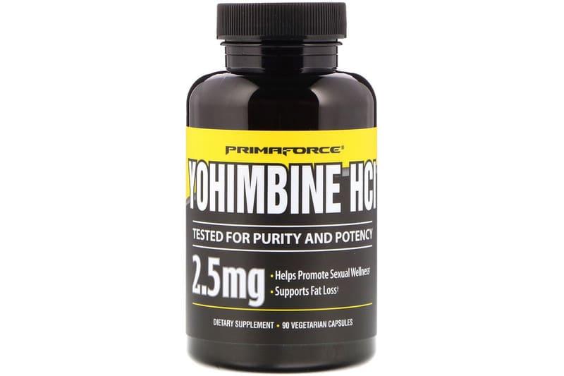 Как принимать препарат Йохимбин чтобы похудеть