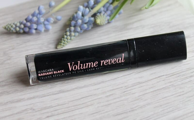 Подробный обзор на тушь Bourjois Volume Reveal