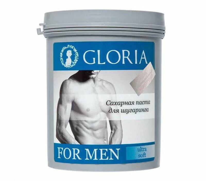 Сахарная паста gloria для мужчин