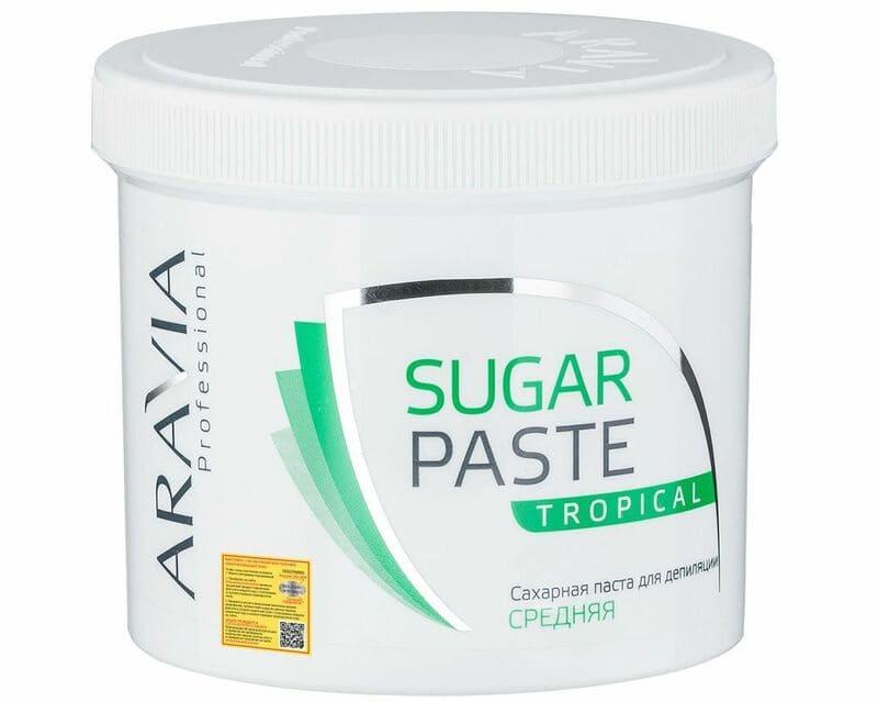 Профессиональная сахарная паста Aravia