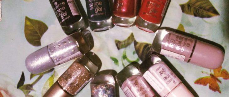 Лак для ногтей который полюбит каждая женщина. Обзор лаков Essence shine last&go!