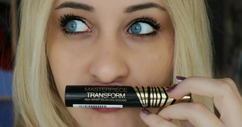 Тушь Max Factor Masterpiece Transform фото