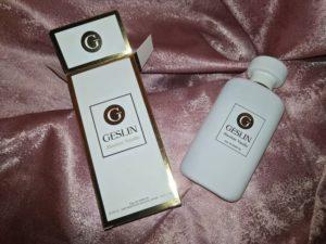 Geslin парфюмерная вода — мой отзыв, плюсы и минусы