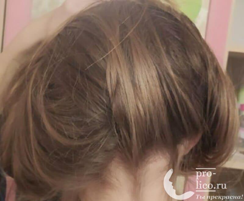 Мой отзыв на новинку стойкой крем-краски для волос Salon с маслом миндаля и витамином С (платиновый блон 10.1), которая заслуживает честную тройку