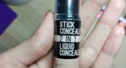 Мой отзыв на стик и жидкий консилер 2в1 Ruby Rose Stick Concealer & Liquid Concealer