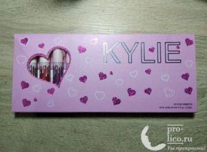 Подробный обзор и мой отзыв на набор помад Kylie Jenner Valentine Collection 12 шт