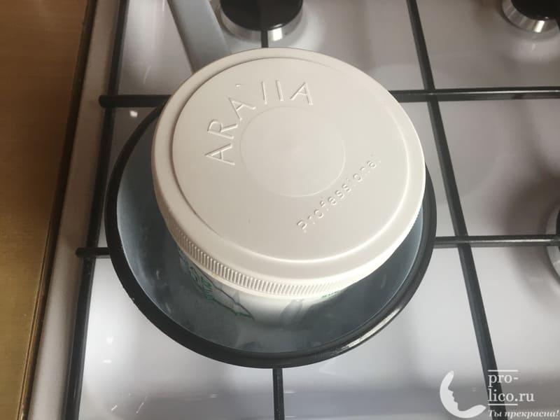 Как разгореть пасту для шугаринга на плите
