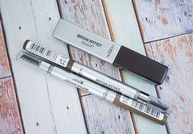 Красим брови правильно карандашом от бренда Лореаль
