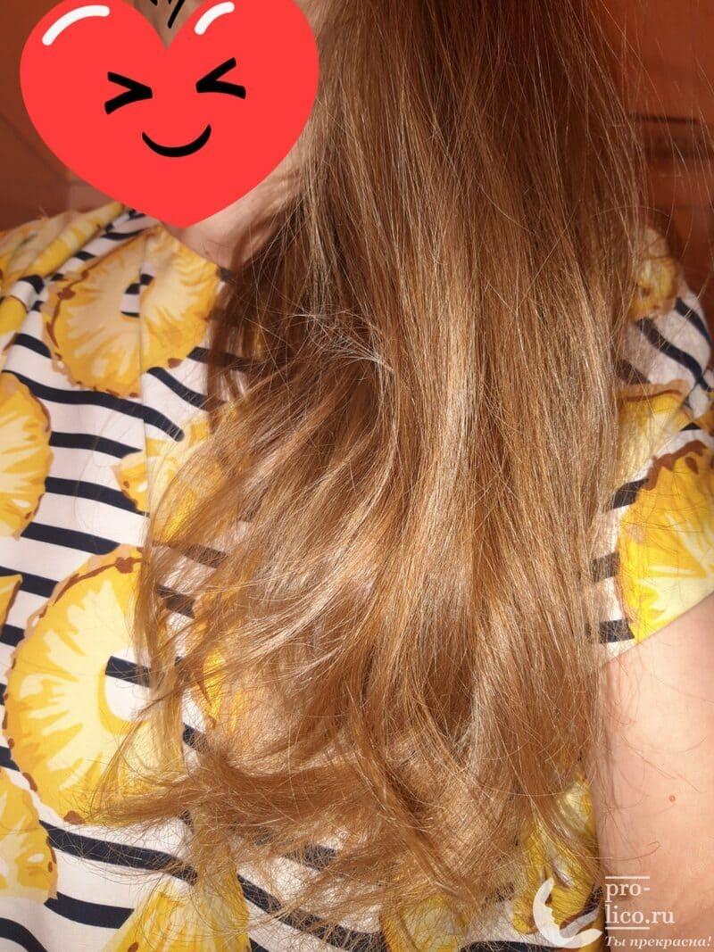 Шампунь GLISS KUR Объём и восстановление для тонких волос
