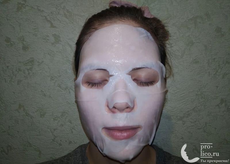 Увлажняющая тканевая маска для лица с экстрактом огурца Unicorns Approve – мой отзыв, разбор состава, плюсы и минусы