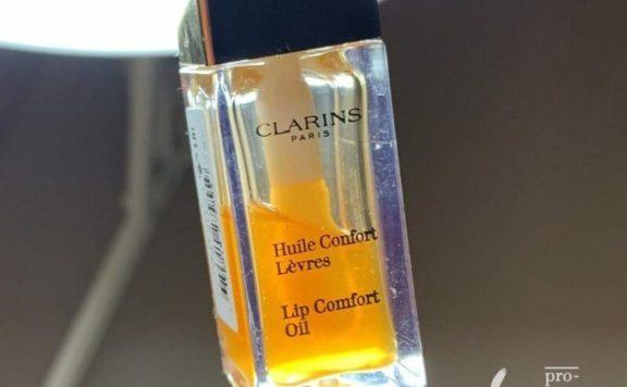 Мой отзыв на масло-блеск для губ Clarins Lip Comfort Oil