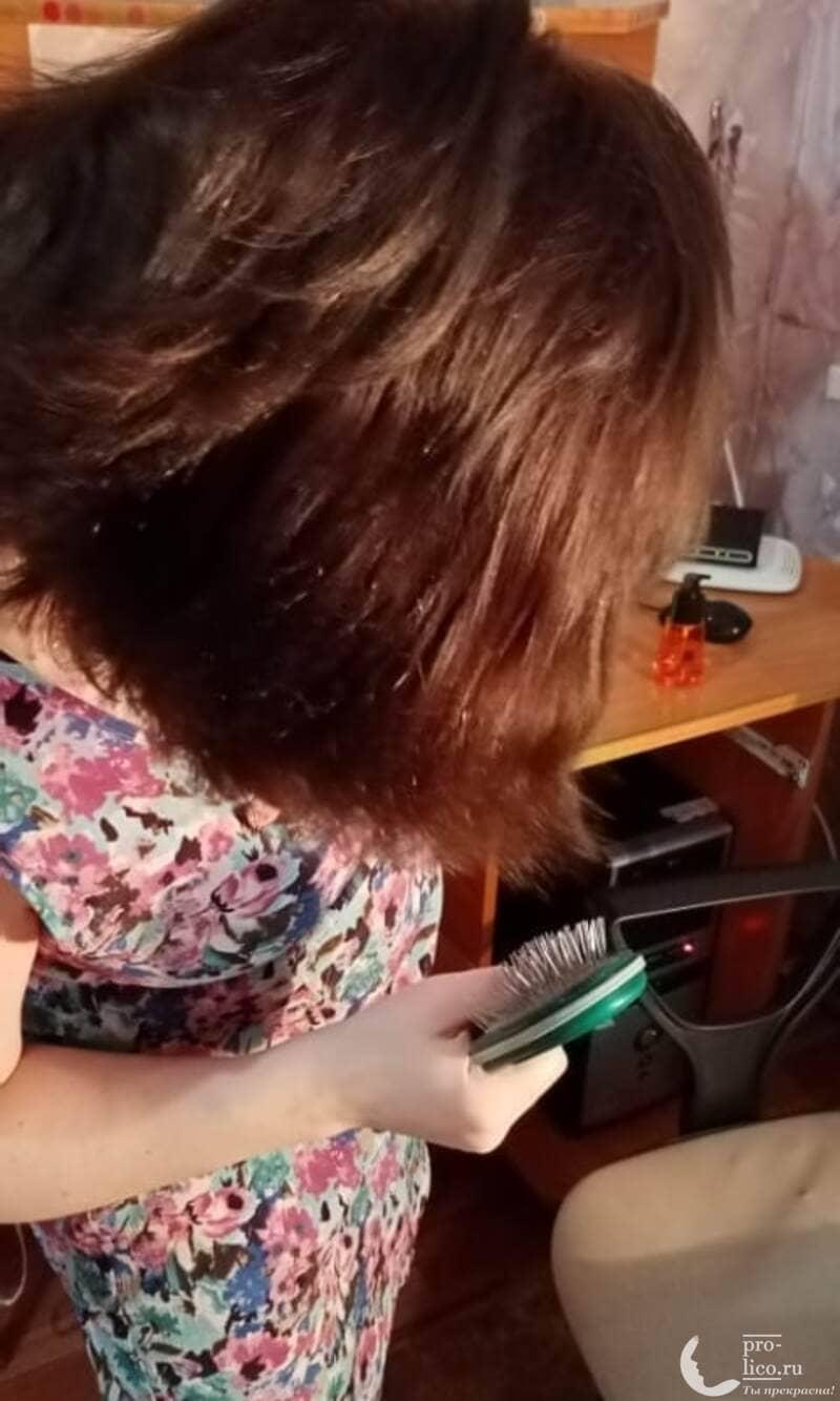 Мой отзыв на восстанавливающий кондиционер для волос BIOAQUA