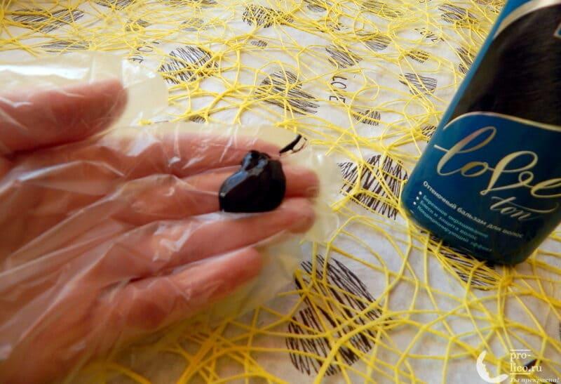 Оттеночный бальзам для волос Estel Love Ton - мой отзыв и закрашивание седины