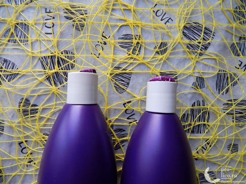 Оттеночный шампунь для нейтрализации желтизны Concept - мой отзыв о его использовании на светлых волосах