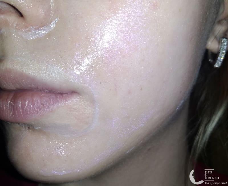 Розовая маска-пленка для лица Sendo ультра тонус — мой отзыв, разбор состава, плюсы и минусы