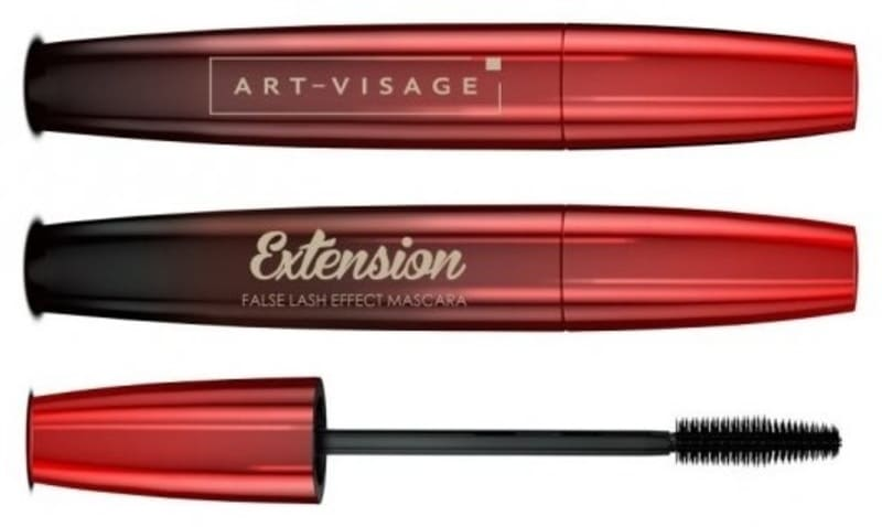 Выразительный взгляд с тушью для ресниц от Art Visage