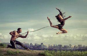 Жизненная история: догоняют того, кто убегает