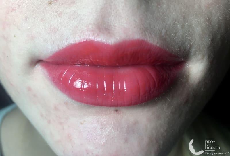 Блеск для губ Stellary Idealist — мой отзыв, разбор состава, плюсы и минусы