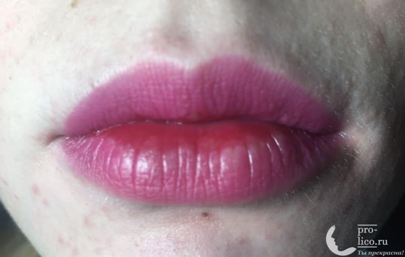Тинт для губ из Летуаль, Tint Parfait — мой отзыв, разбор состава, плюсы и минусы
