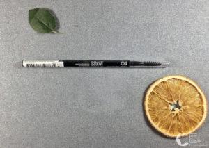 Автоматический карандаш для бровей Vivienne Sabo Brow Arcade — мой отзыв, разбор состава, плюсы и минусы