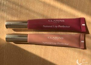 Блески для губ «Clarins» Natural Lip Perfector — мой отзыв, плюсы и минусы