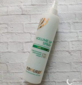 Concept Salon Volume Up Spray – Спрей для волос «Прикорневой объем», мой отзыв