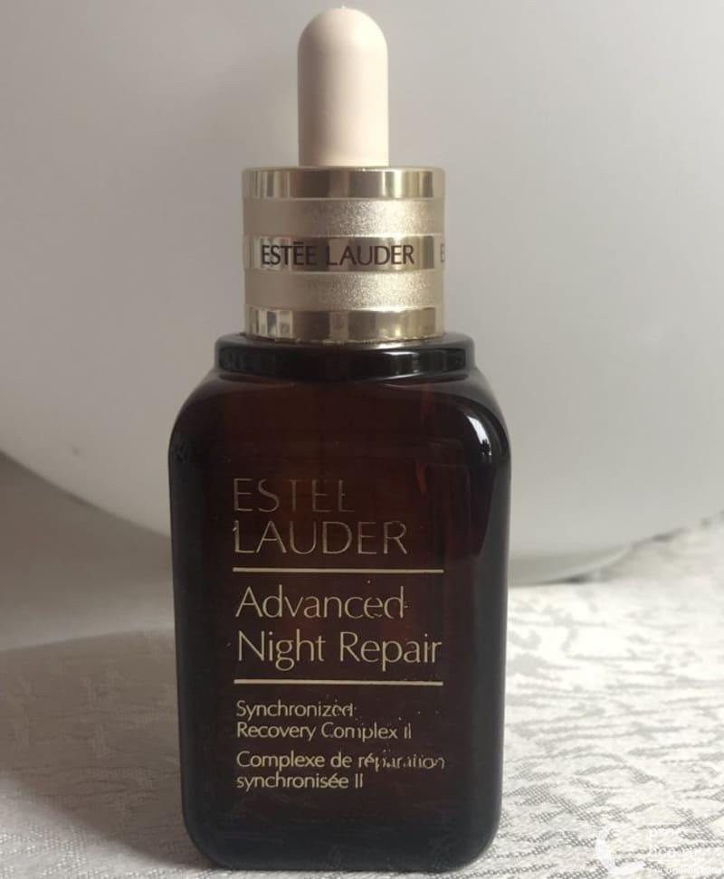 Мой отзыв на сыворотку Estee Lauder Advanced Night Repair лучшая из лучших, но так ли это?!
