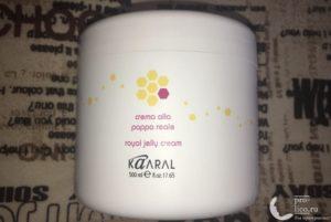 Питательная крем-маска для волос Kaaral X-Form c маточным молочком — мой отзыв, разбор состава, плюсы и минусы