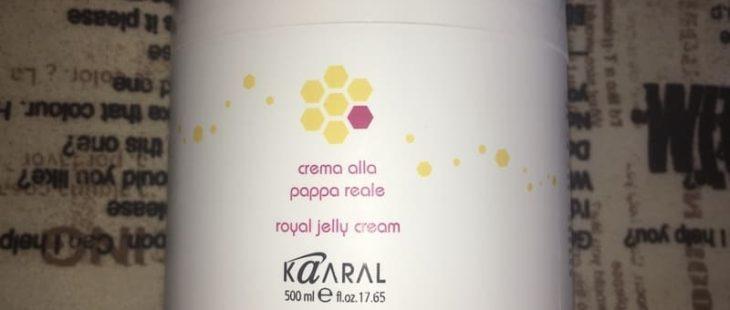 Питательная крем-маска для волос Kaaral c маточным молочком — мой отзыв, разбор состава, плюсы и минусы